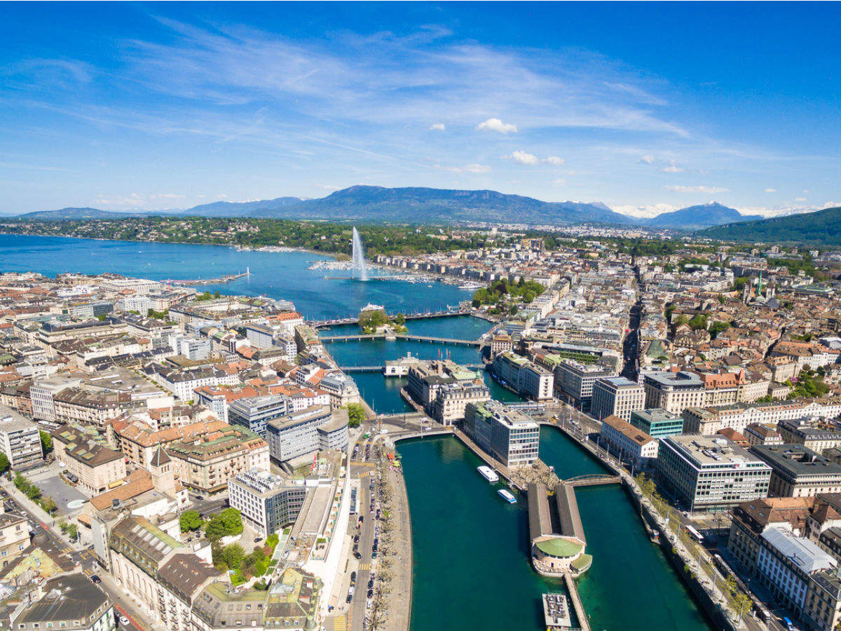 Geneva is giving free gift-card worth about INR 8000 to visitors