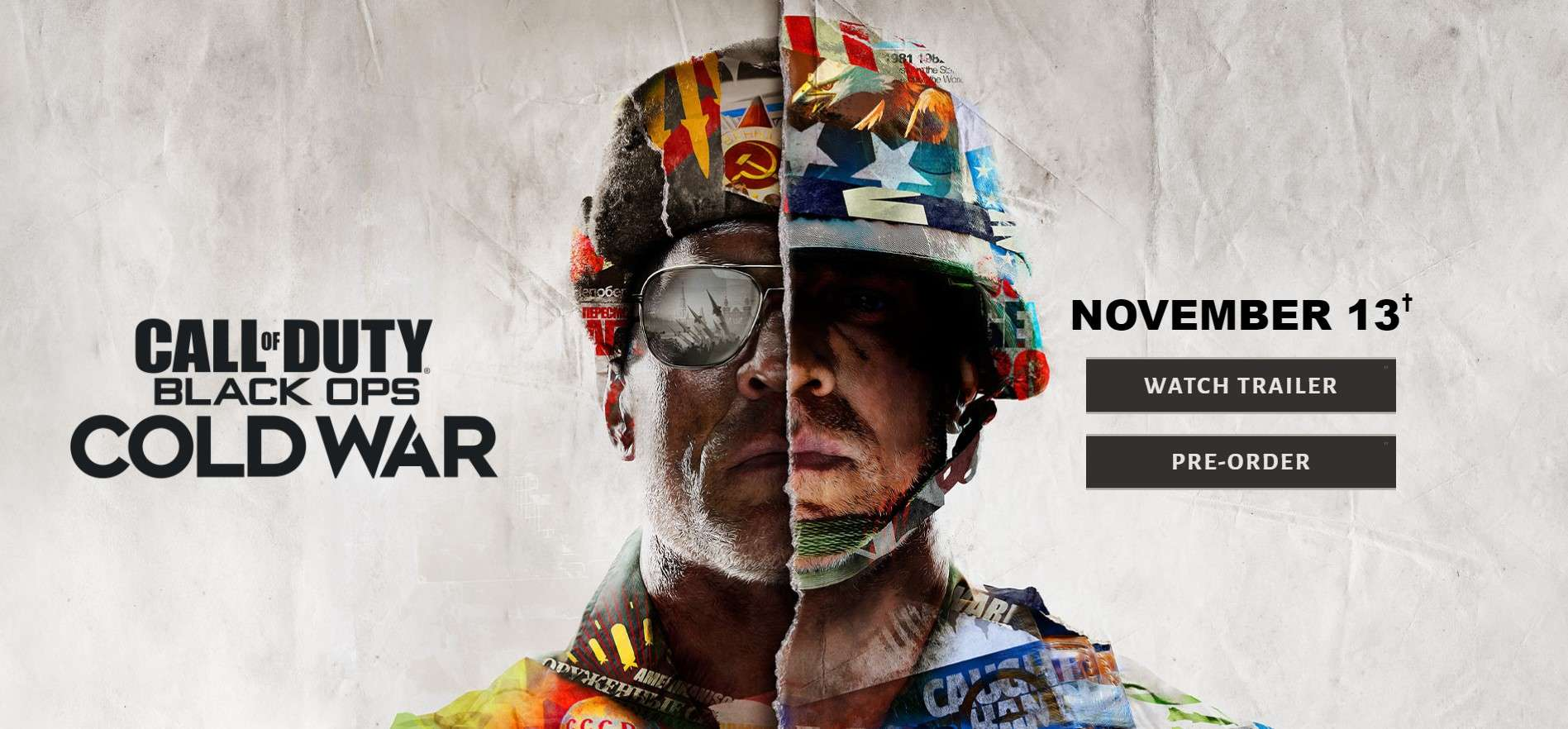 Call Of Duty Black Ops Cold War To Officially Launch On November 13 Times Of India