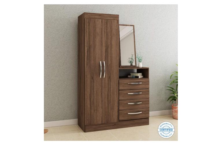 Recruitment House Get 43 Wooden Almirah Almari New Design Photo 2020