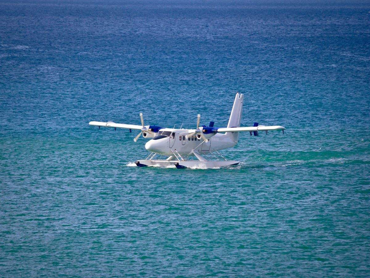 India's first-ever seaplanes likely to take flight in Gujarat from October 31