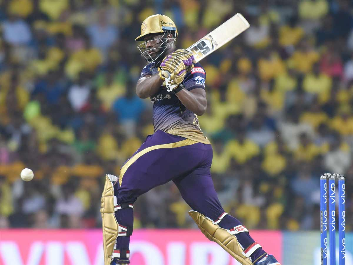 Russell is heartbeat of KKR, can score double hundred at No 3: Hussey |  Cricket News - Times of India