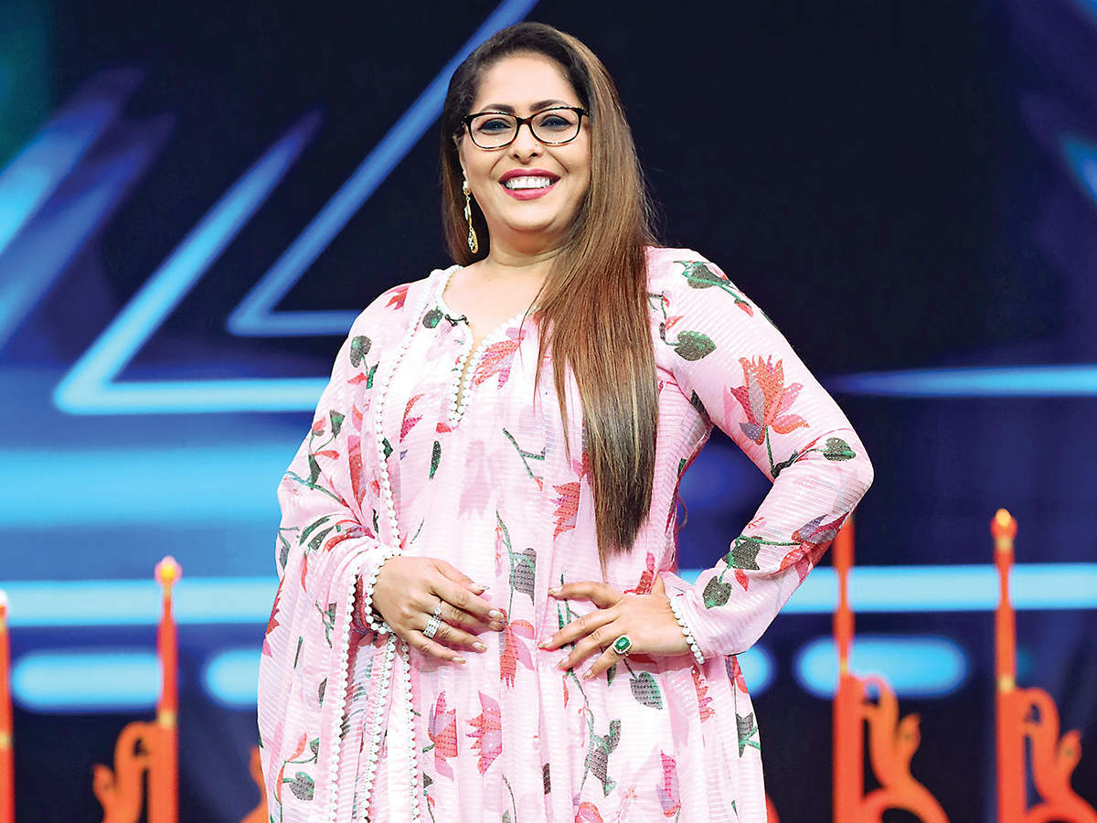 Geeta Kapur: I'm hopeful that I will find a companion for myself: Geeta Kapur - Times of India