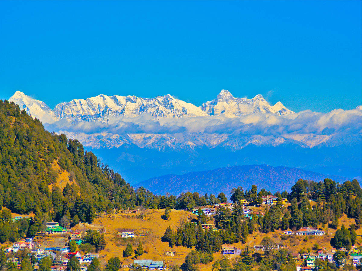 State govt. will pay you to holiday at any destination in Uttarakhand