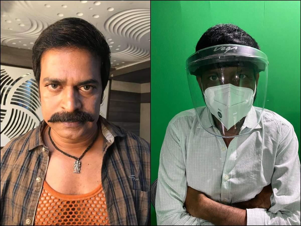 Brahmaji S Hilarious Tweet While Dubbing For Panja Vaisshnav Tej S Uppena Telugu Movie News Times Of India