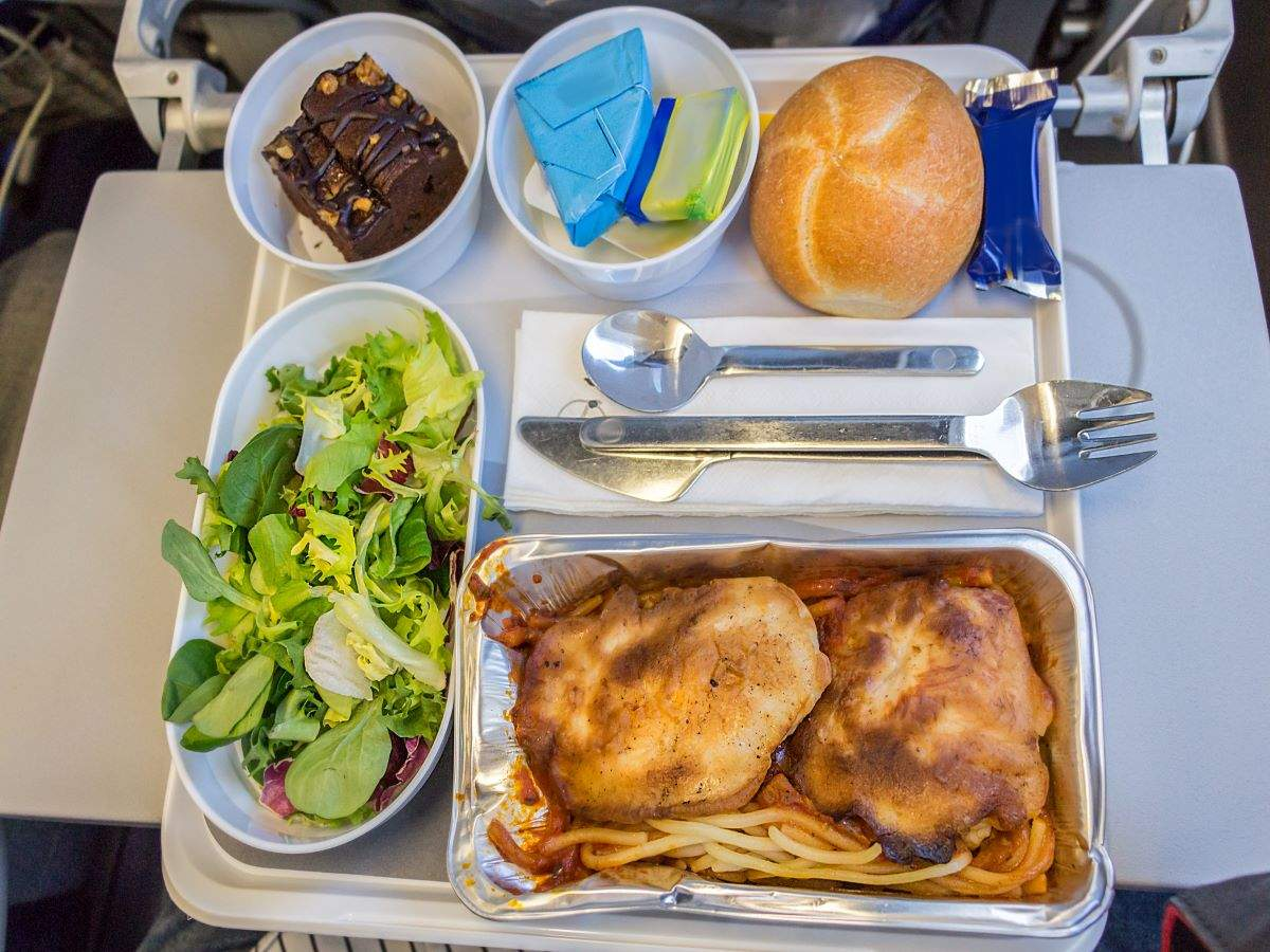 This airline has opened airline-themed restaurant for those craving in-flight meals