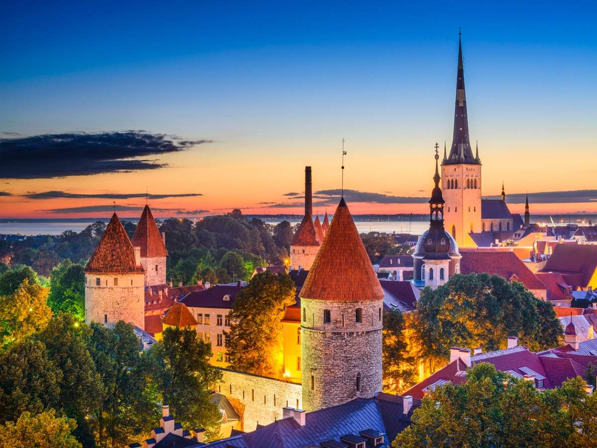 Europe's first 'travel bubble' bursts as COVID cases rise in Estonia
