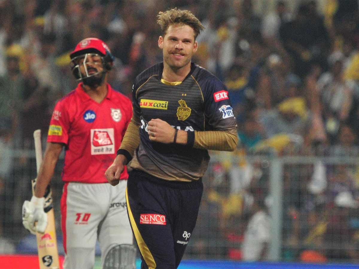 Looking forward to rub shoulders with Cummins: Lockie Ferguson | Cricket  News - Times of India