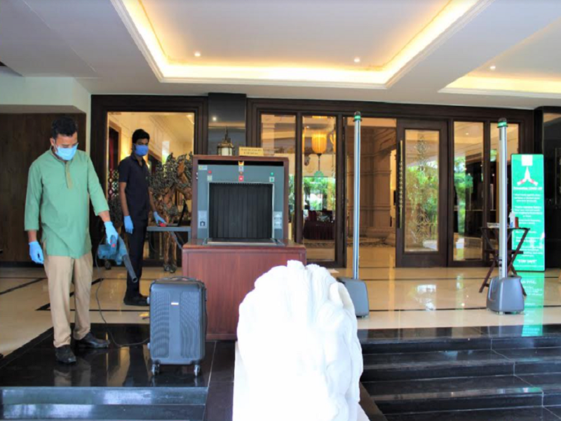 Hotels in Odisha stick to Covid-19 rules to stay in business | Bhubaneswar  News - Times of India