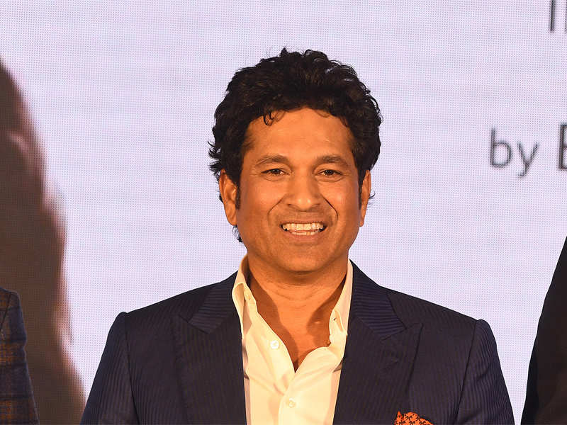 Tendulkar lends support to 560 children from economically weaker background  | Off the field News - Times of India