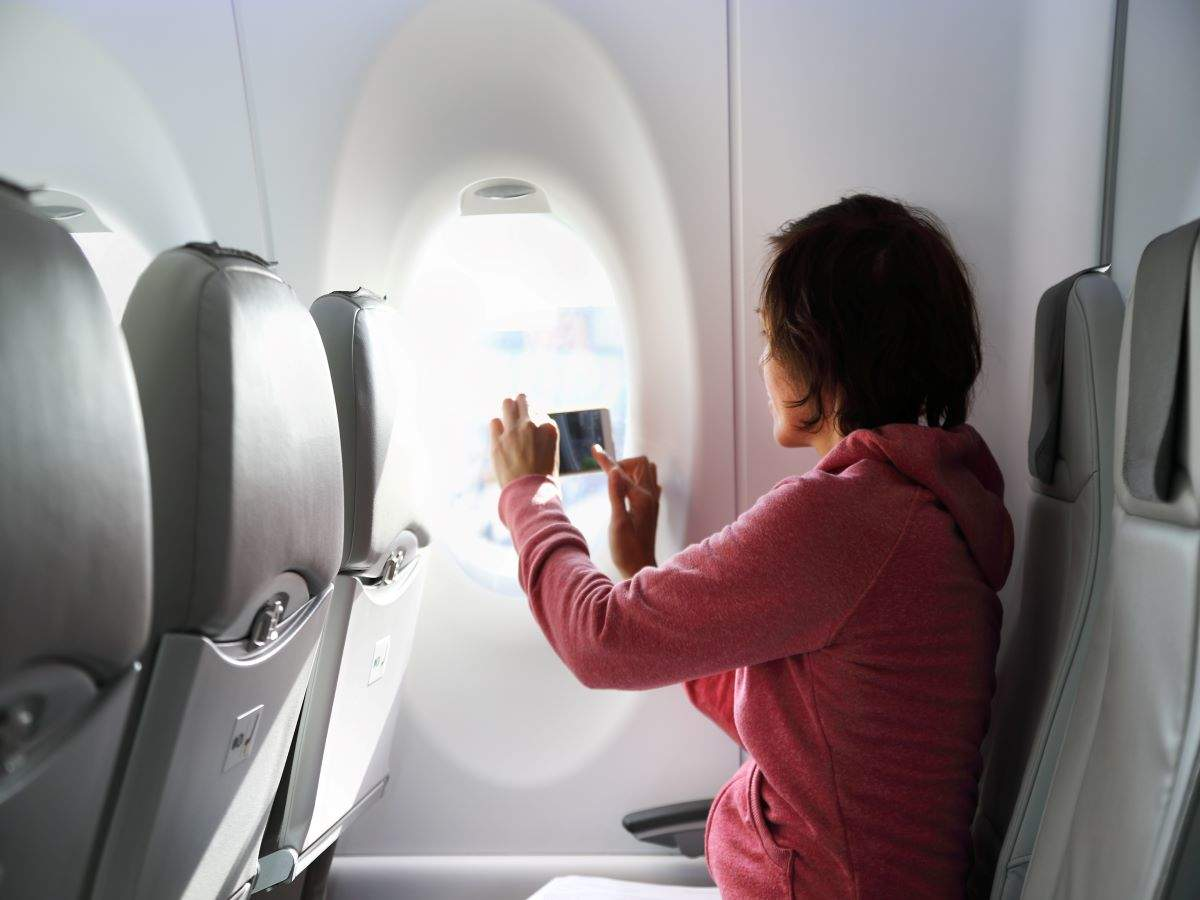 DGCA: Photography or videography not banned on flights