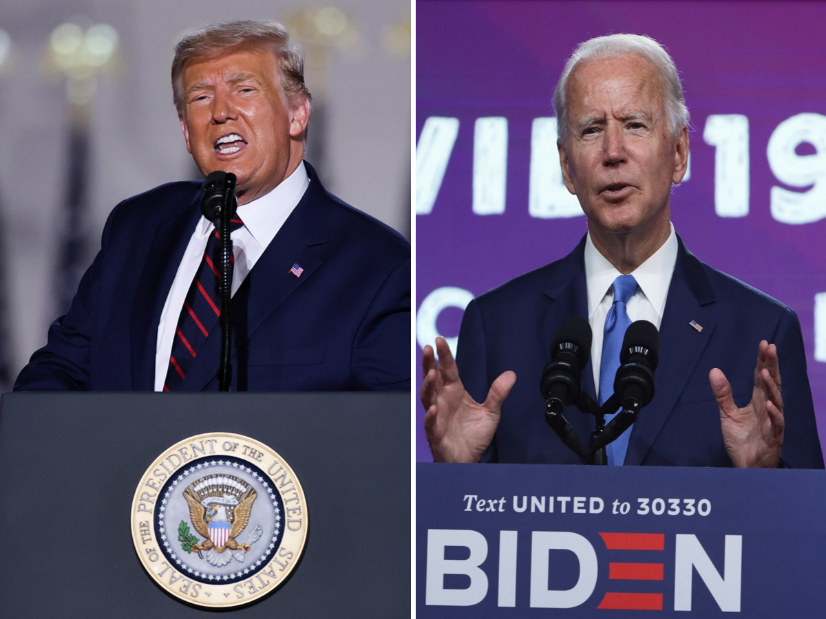 US Presidential Elections 2020 Live Updates: Joe Biden holds lead over Donald Trump among Indian american voters survey