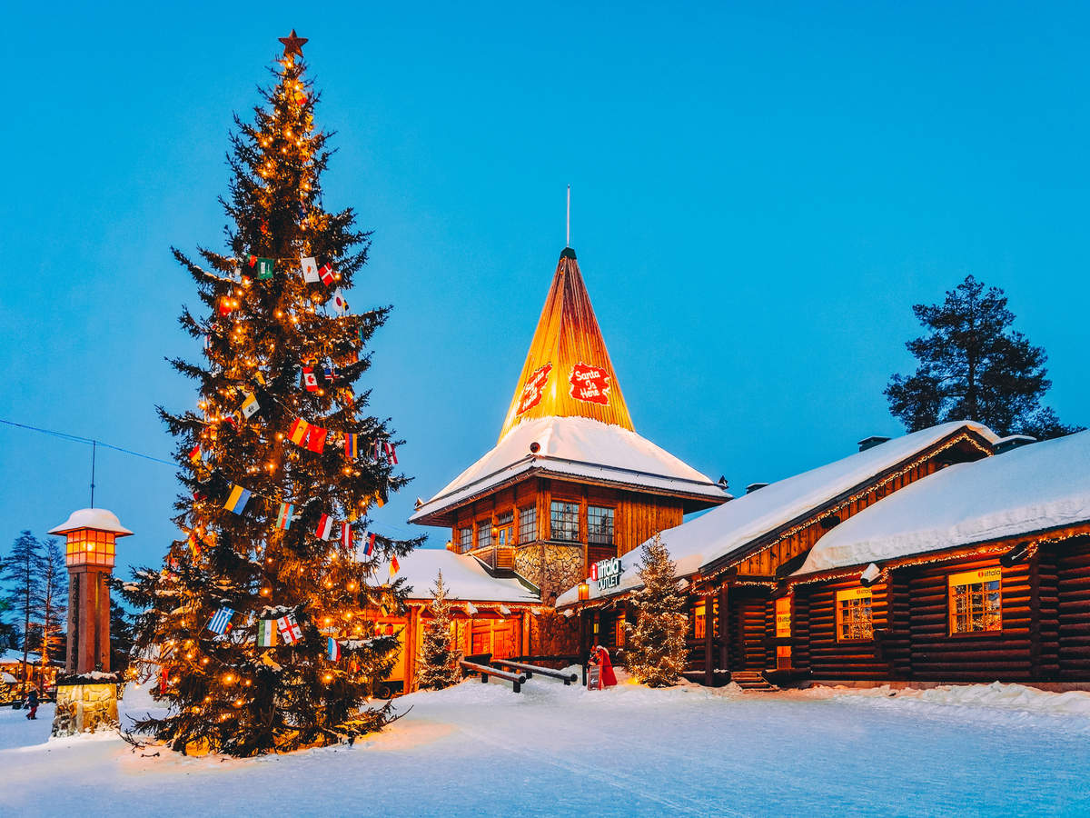 Santa Claus' village ready to reopen for tourists