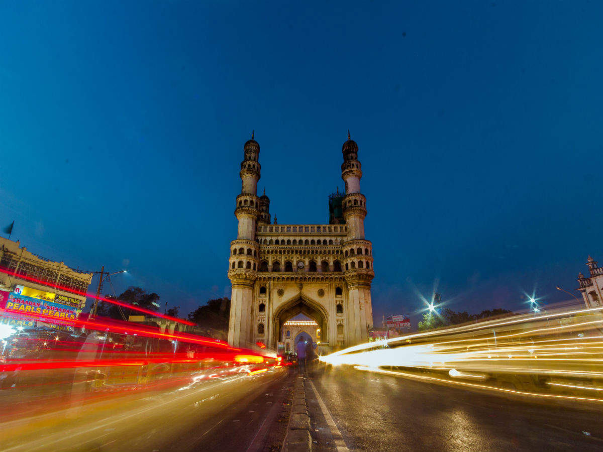 Hyderabad tops the chart as the best city to live and work in India