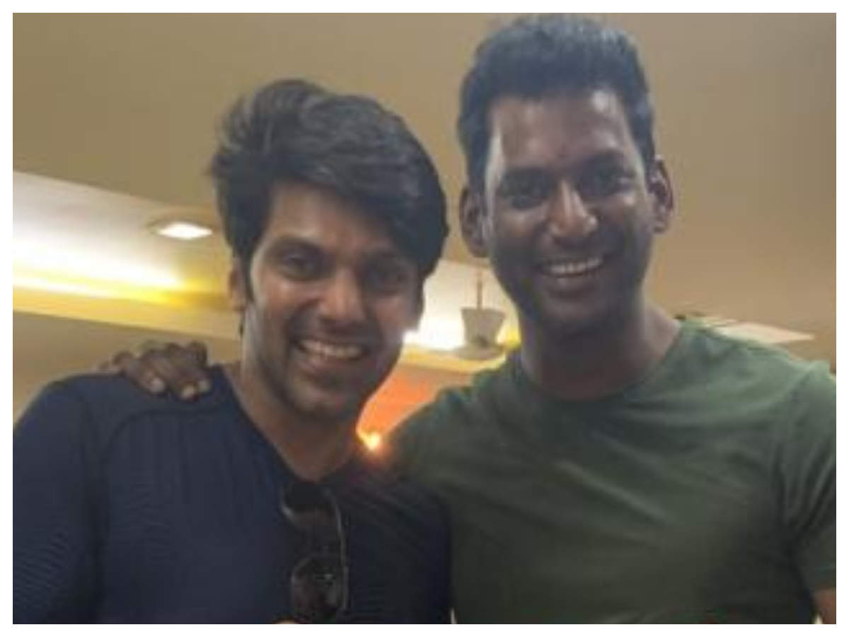 Vishal-Arya's film with Anand Shankar to go on floors from next month? |  Tamil Movie News - Times of India