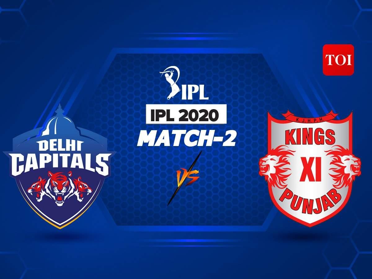 IPL Live Blog: Delhi Capitals vs Kings XI Punjab