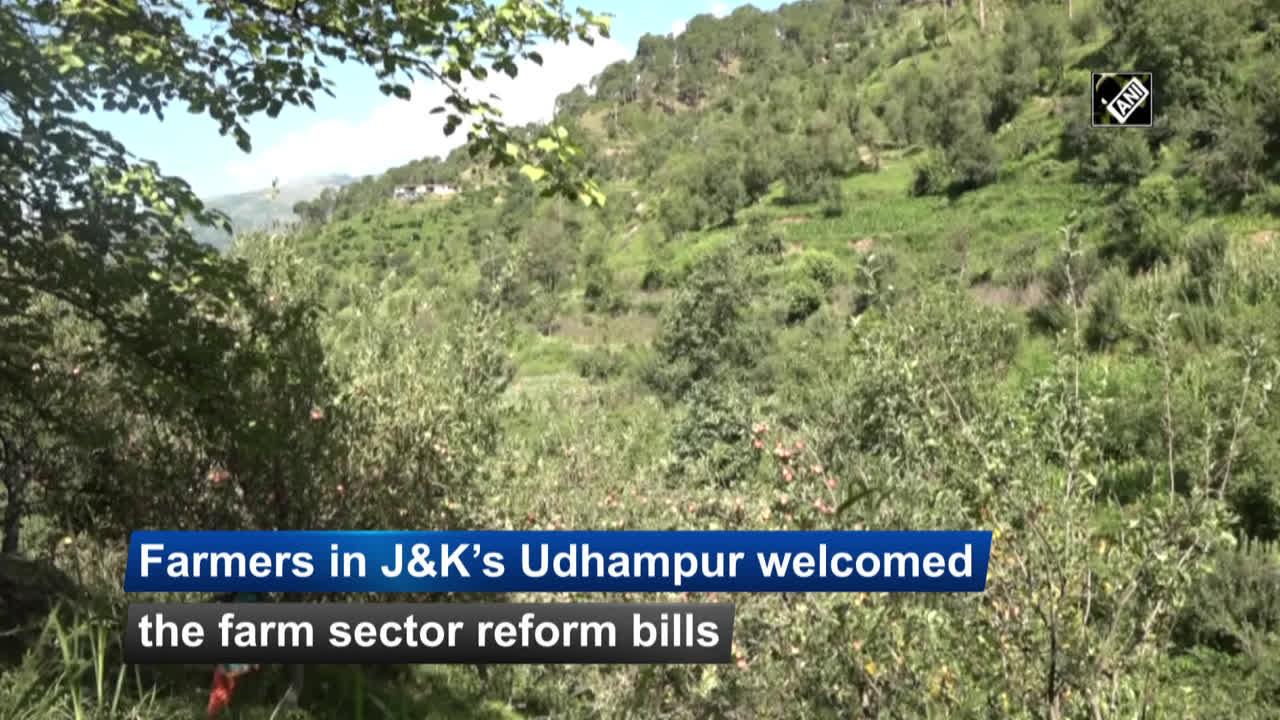udhampur-based-farmers-hail-farm-reform-bills-passed-in-parliament