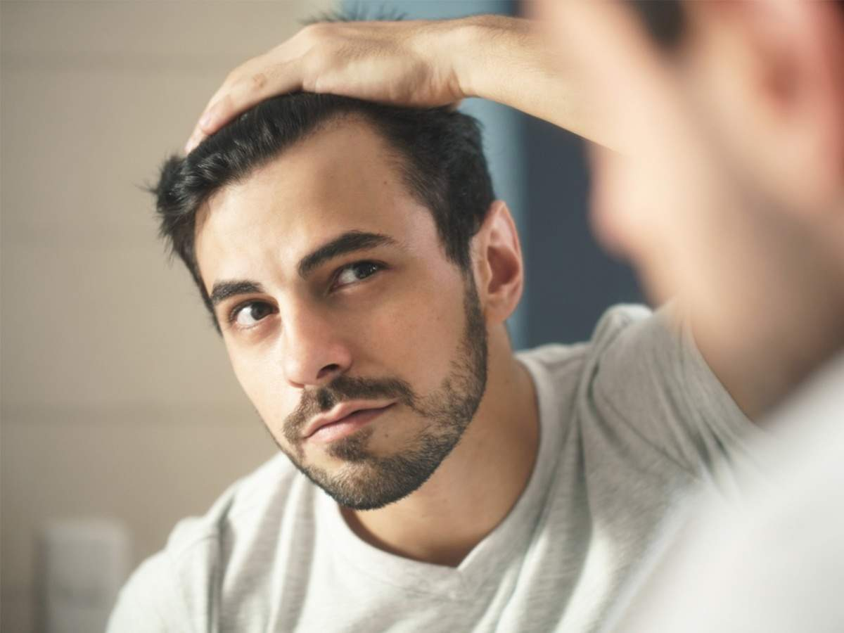 Hair dye grey mens 11 Ways