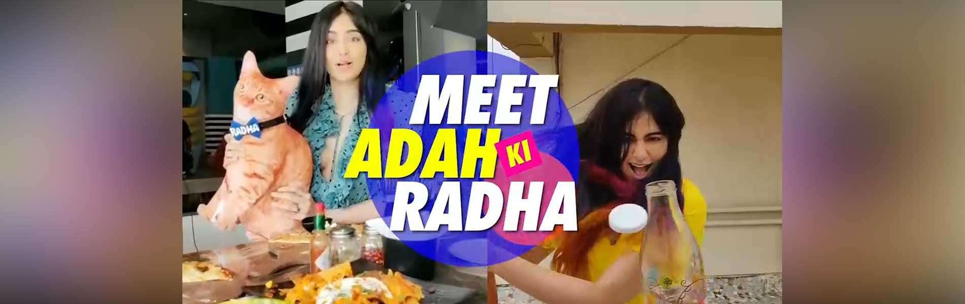 exclusive-adah-sharma-introduces-radha-calls-her-a-budding-starkid