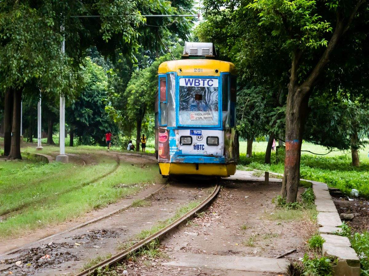 Kolkata gets first-of-its-kind tram library, bringing joy to book lovers