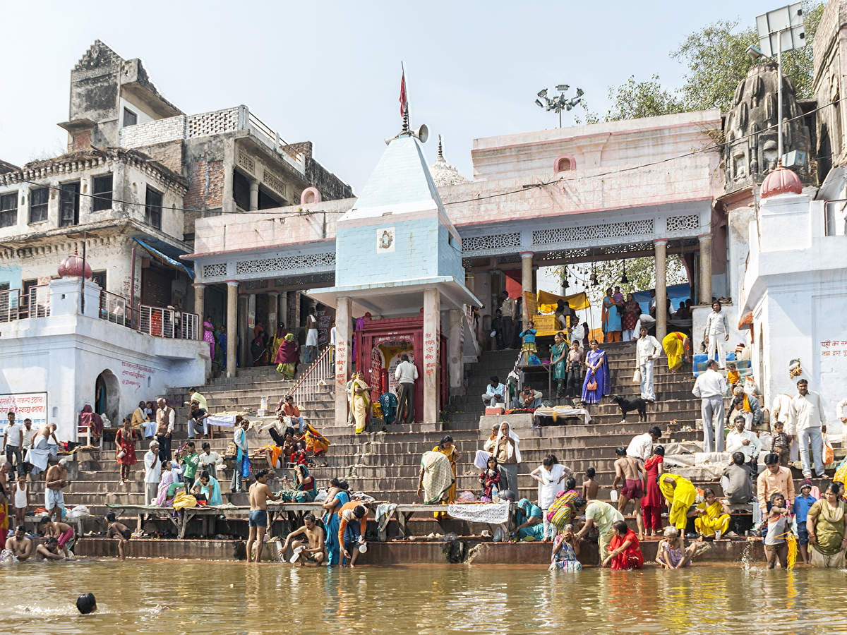Ganga river in Kanpur to get a magnificent riverfront