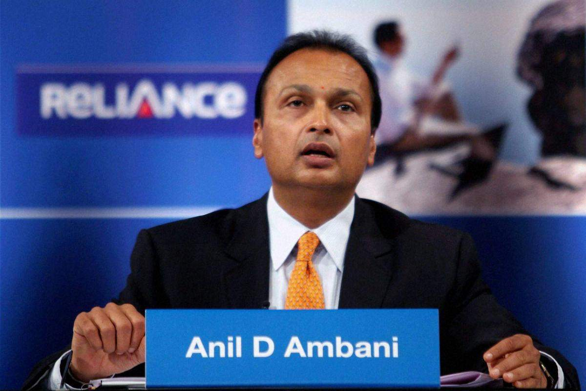 Anil Ambani discloses worldwide assets to UK court in Chinese banks case -  Times of India  - 78326842