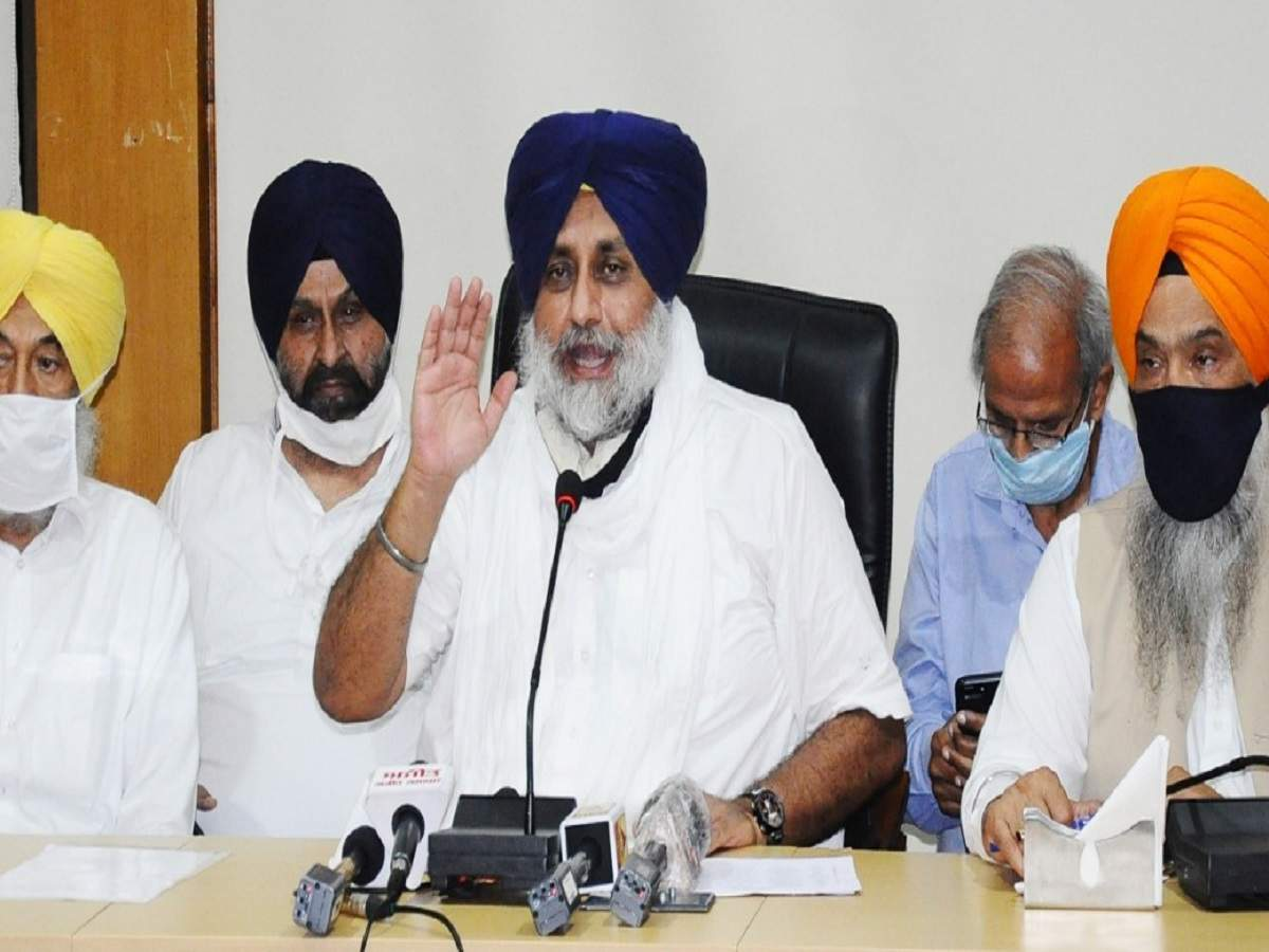 After quitting govt, BJP's 'oldest ally' Akali Dal walks out of NDA