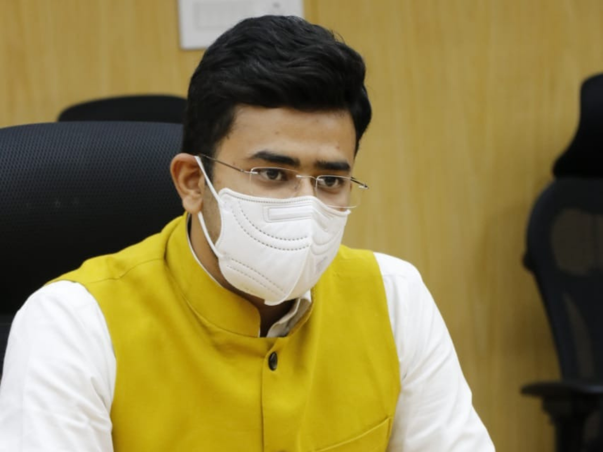 Bengaluru South MP Tejasvi Surya to head youth wing as BJP rejigs team