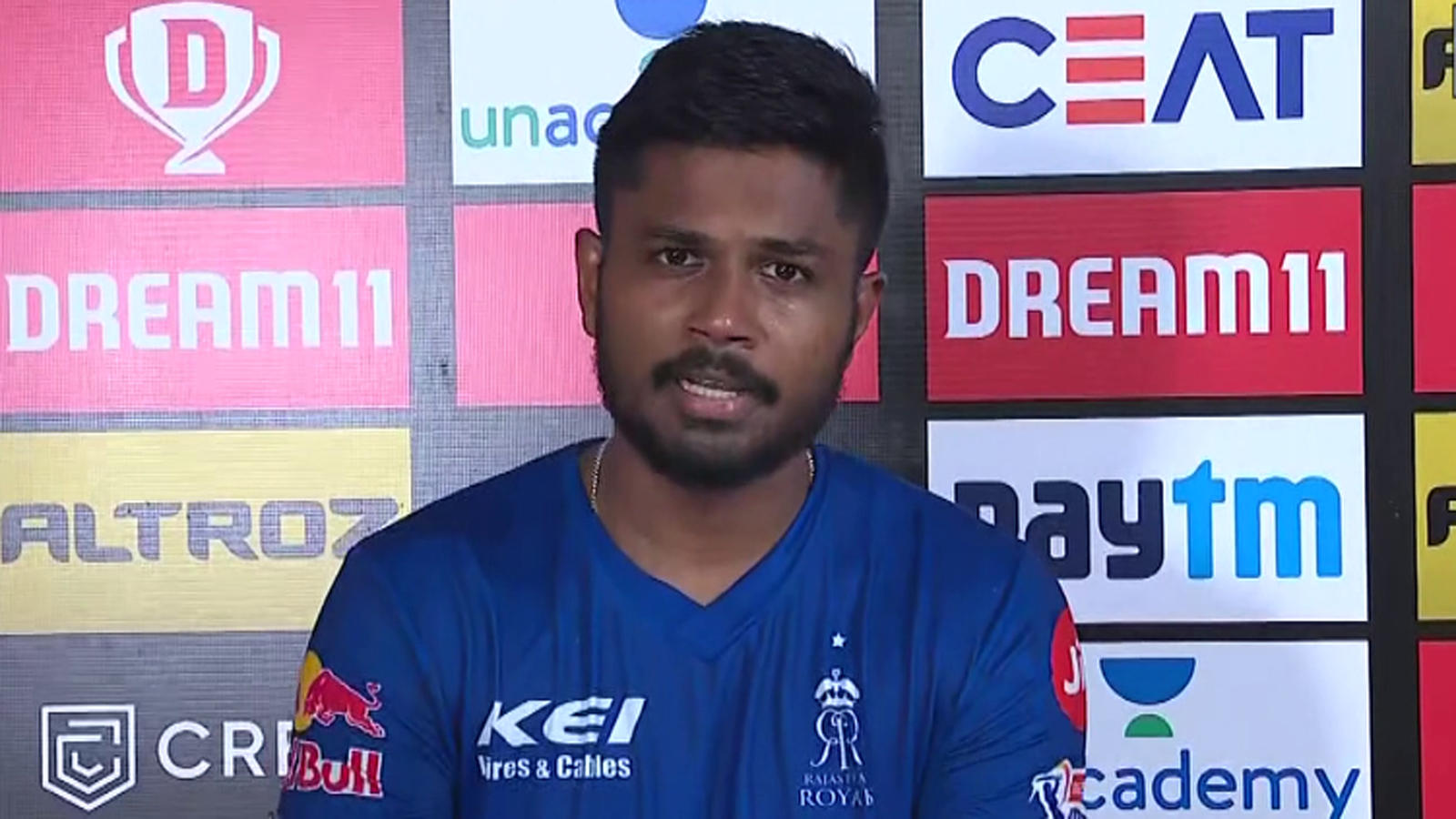 rr-vs-kxip-put-in-level-5-gear-says-samson-on-chasing-mammoth-224-runs-total