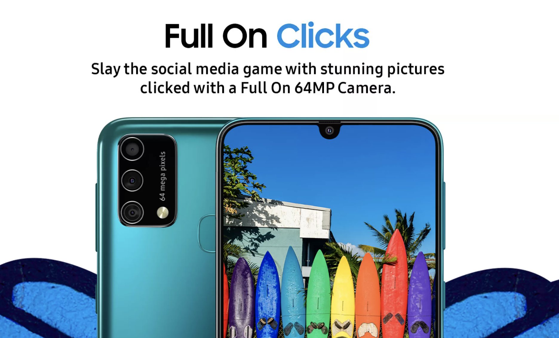 Samsung Galaxy F41 Triple Camera Samsung Galaxy F41 To Come With 64mp Triple Camera Reveals Flipkart Listing Times Of India