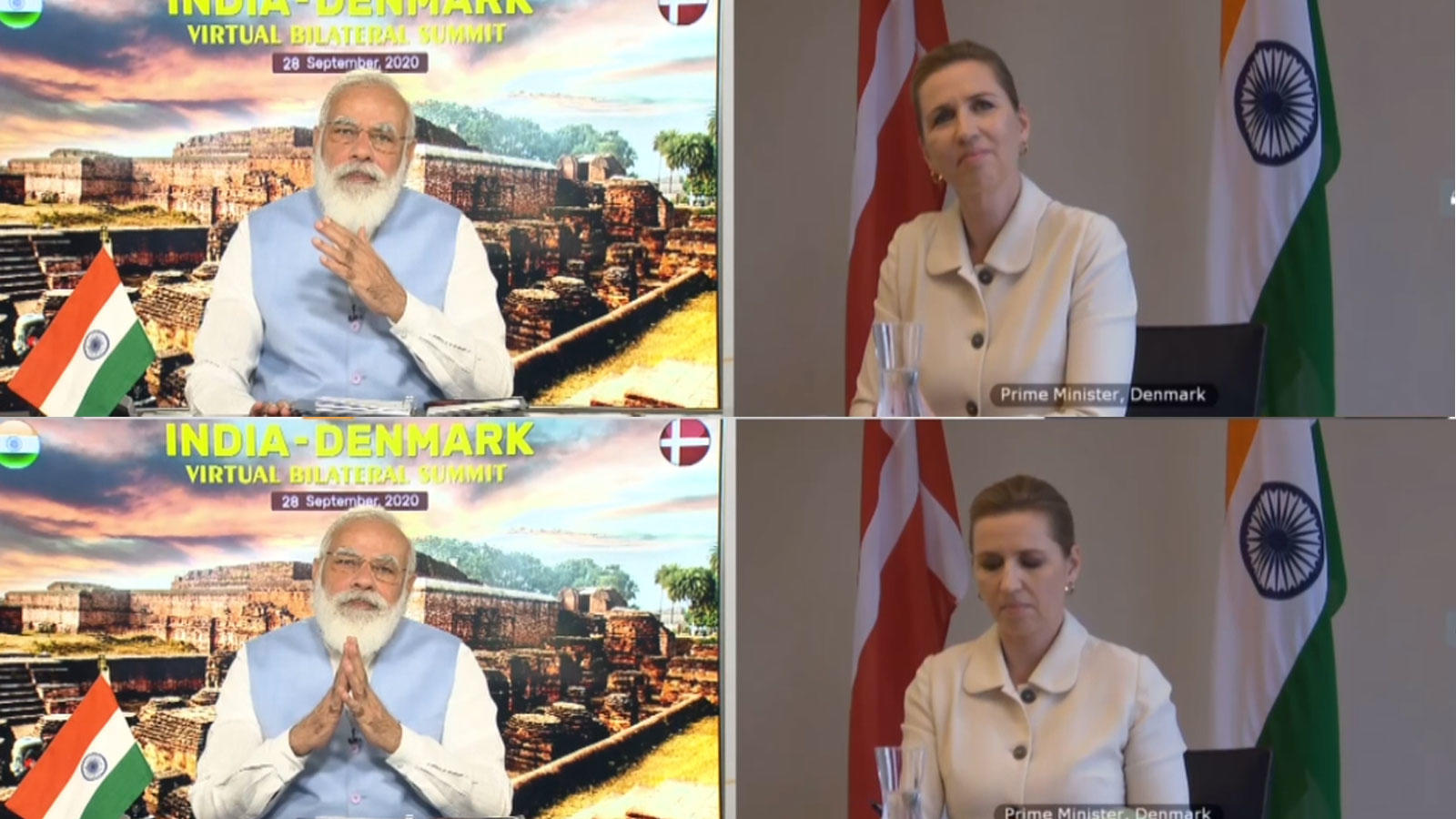 pm-modi-holds-virtual-summit-with-danish-counterpart-mette-frederiksen