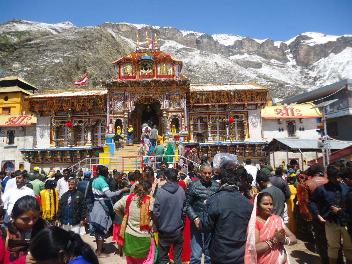 Char Dham travel guidelines—Covid-negative certificate not essential