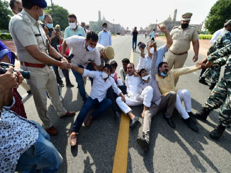 Hathras gangrape: Congress questions 'silence' of PM, BJP women leaders; terms UP 'crime capital'