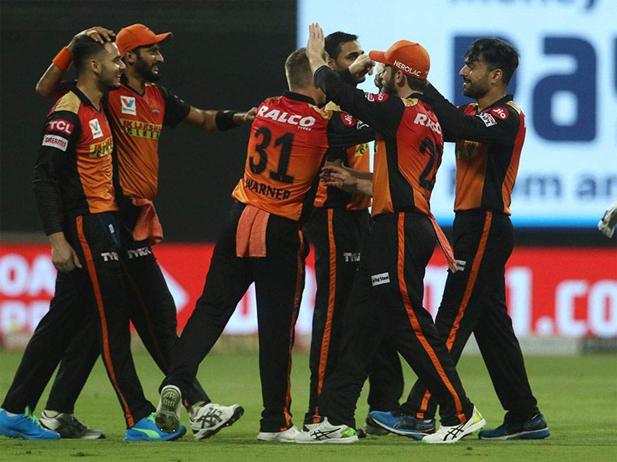 SRH vs DC Live Score: IPL 2020 live score updates of Sunrisers Hyderabad  and Delhi Capitals | Cricket News - Times of India