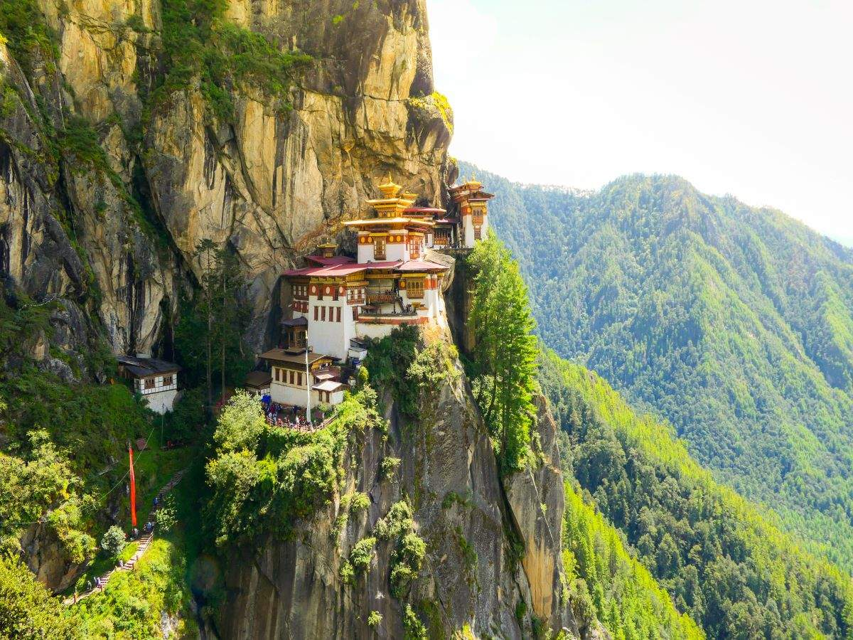You can now travel to Bhutan; India's travel bubble now extends to 15 countries