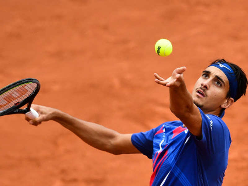 Sonego wins 36-point tiebreak to reach French Open last 16 | Tennis News -  Times of India