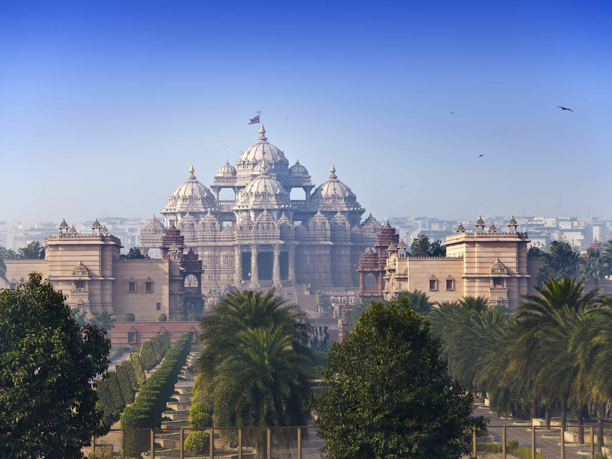 Delhi's Akshardham Temple to reopen from October 13 with due COVID-19 safety guidelines