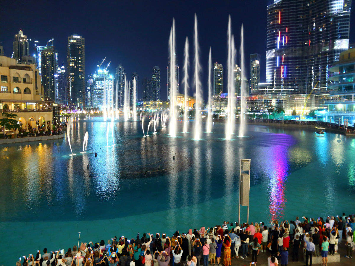 Dubai is all set to introduce the world's largest fountain