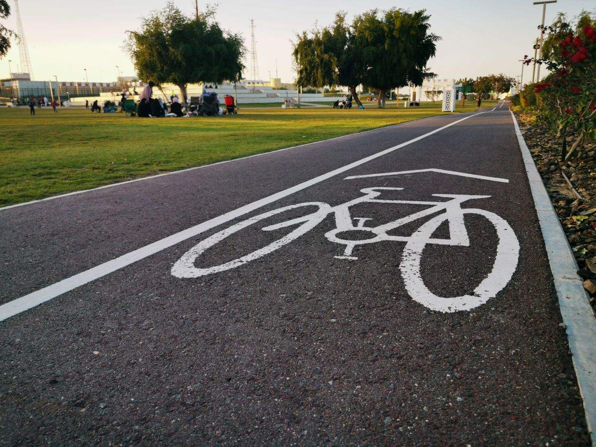 Gurugram's first cycle track thrown open to public