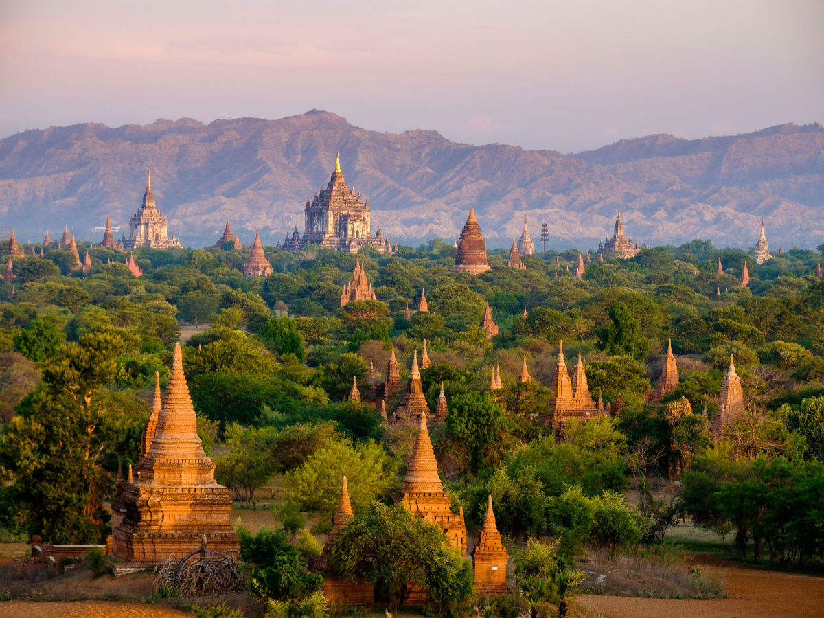 India funds restoration of Myanmar pagodas; a look at some of the famous pagodas in the country