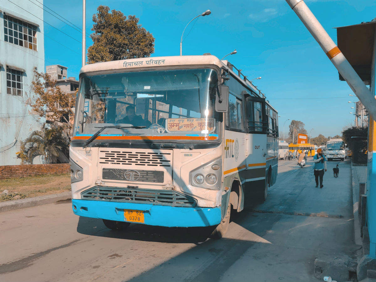 Himachal Pradesh inter-state bus service is likely to restart soon