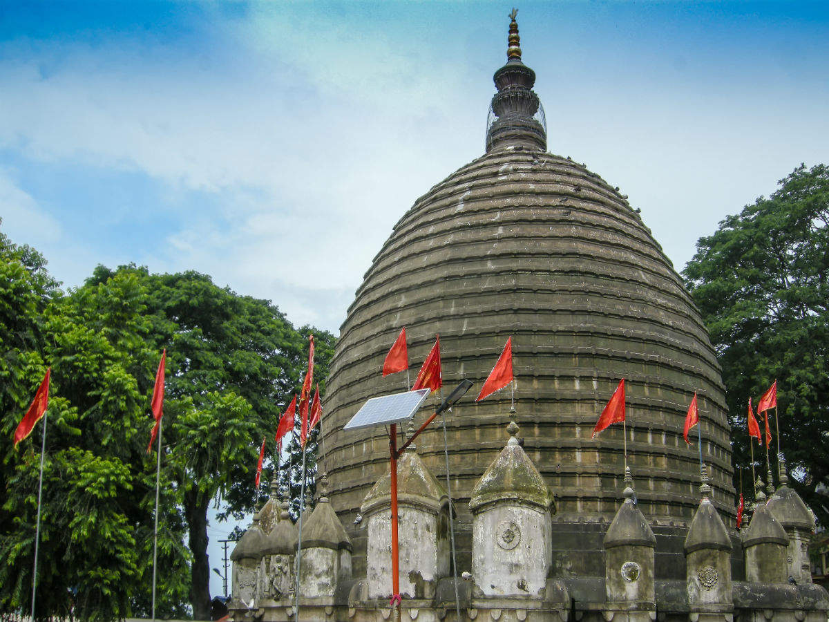 Kamakhya Temple in Assam reopens but only for parikrama