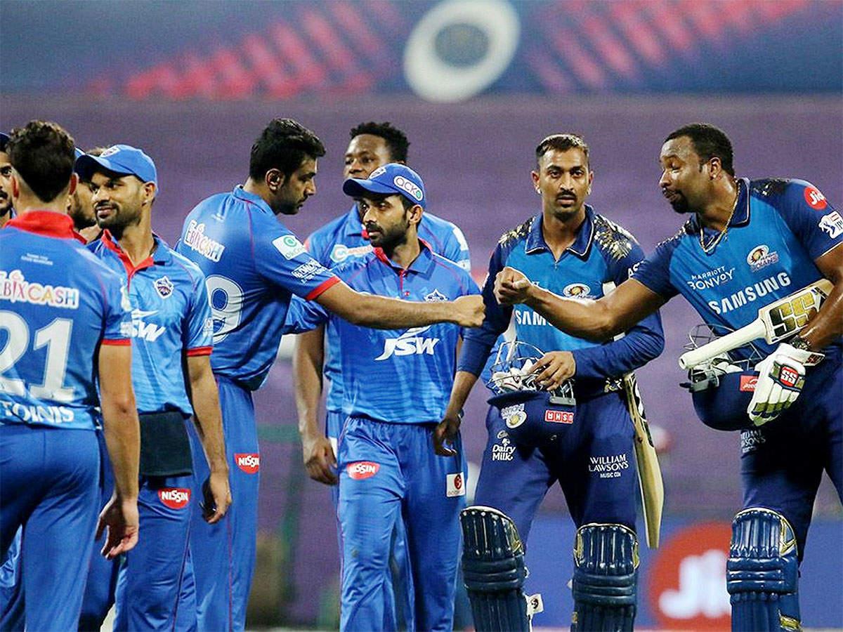 IPL 2020, MI vs DC: Mumbai Indians beat Delhi Capitals to reclaim top spot   Cricket News - Times of India