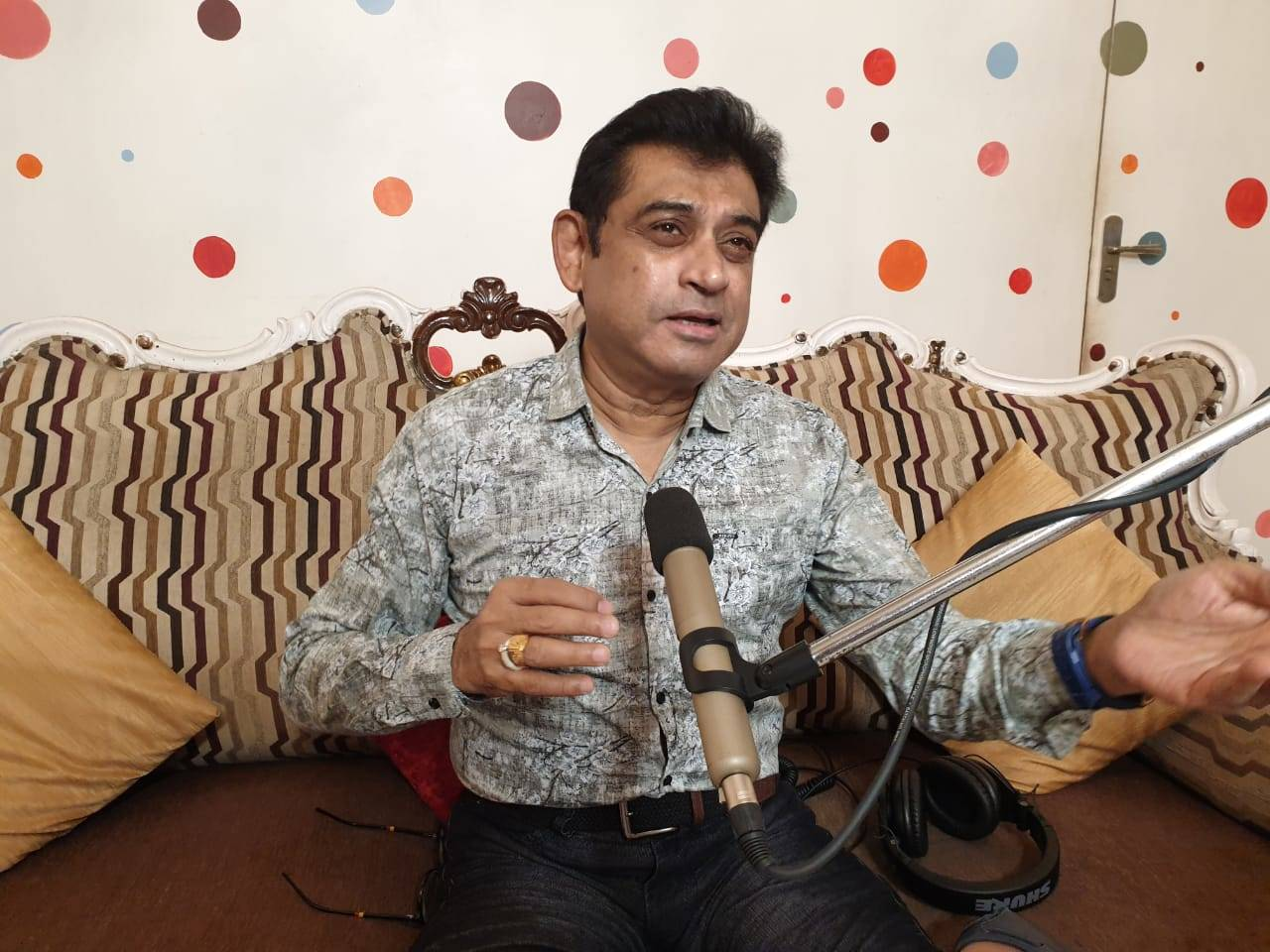 Amit Kumar releases new Puja song 'Paap Ka Ghada' | Bengali Movie News -  Times of India