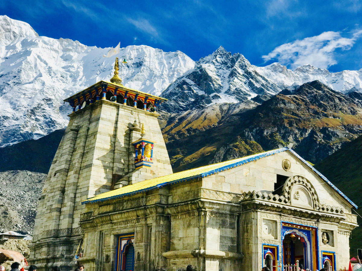 COVID India unlock: Kedarnath helicopter service back in business