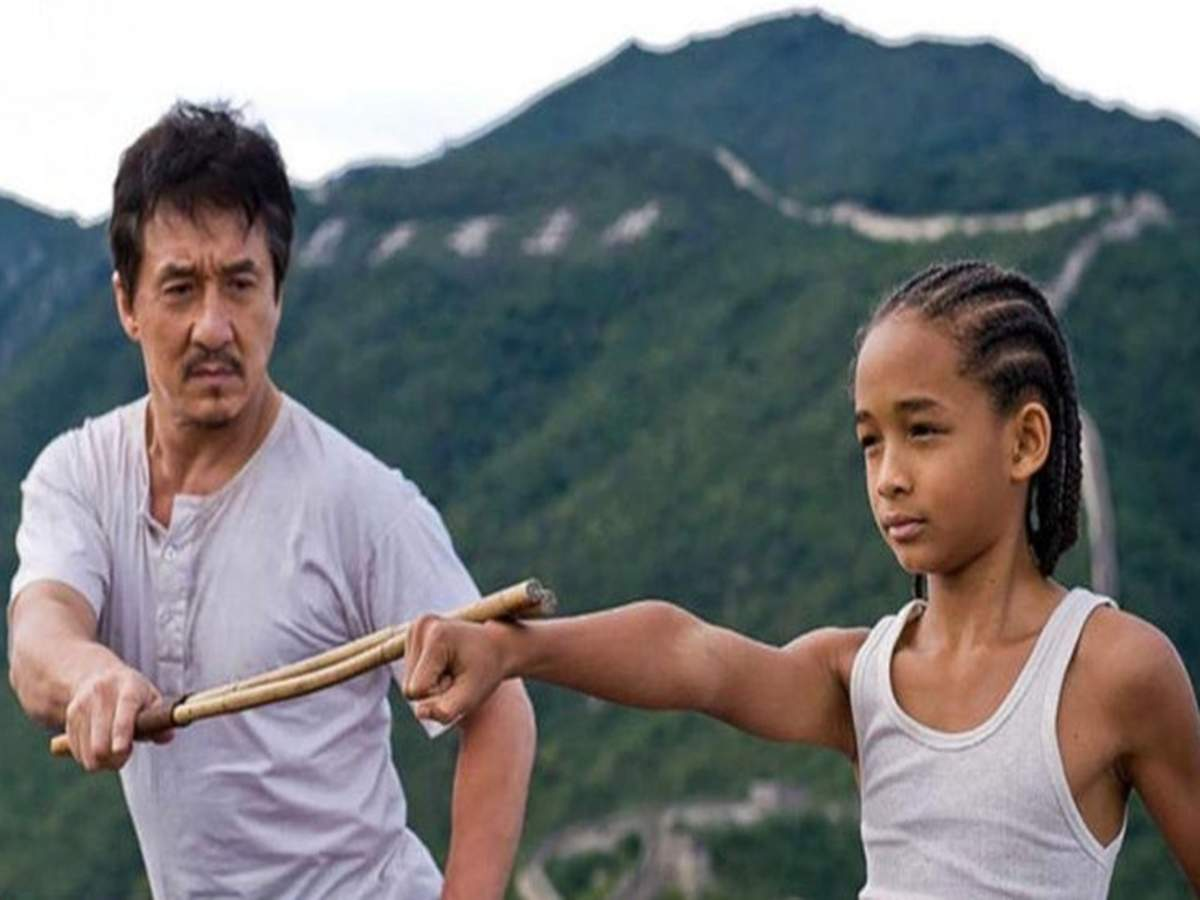 Dubbed version of Jackie Chan and Jaden Smith starrer 'The Karate Kid' to air soon - Times of India