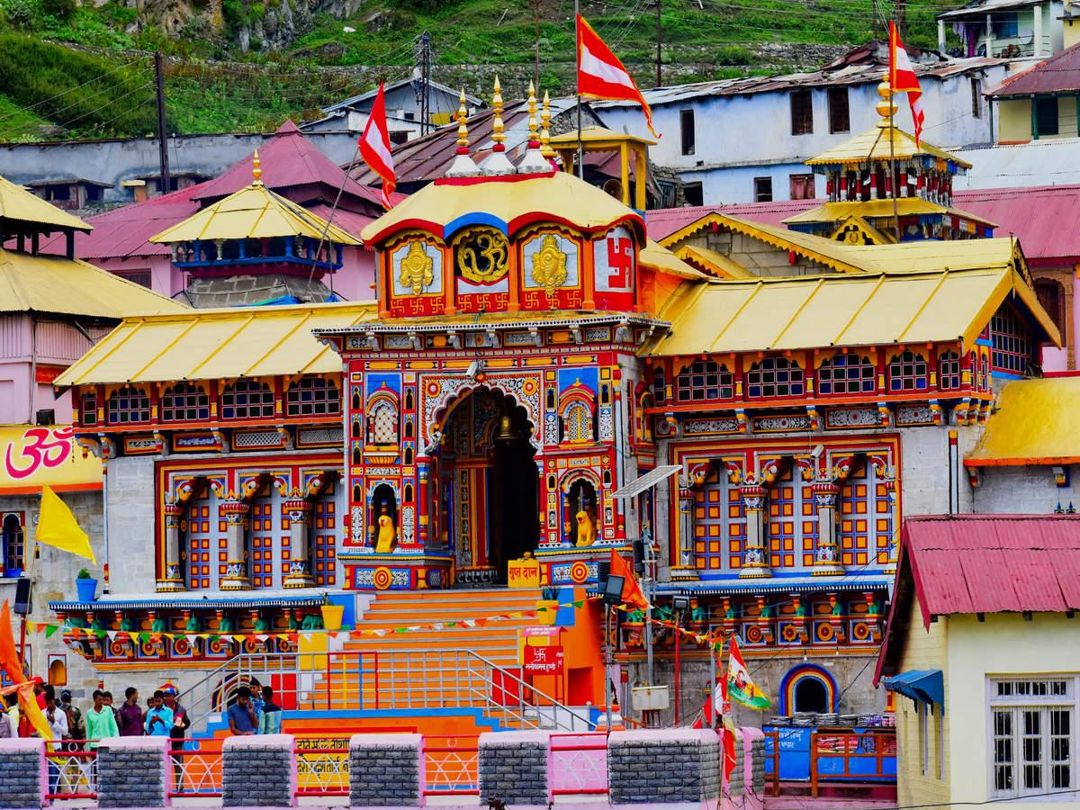 Uttarakhand forest dept sets-up sacred forest patch near Badrinath Temple