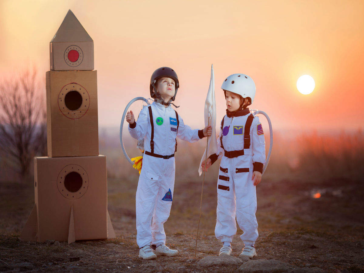Play astronaut and get up close to the moon at this museum in Dubai