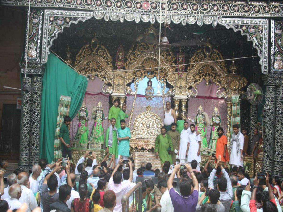 Vrindavan's Bankey Bihari Temple indefinitely shut within two days of its opening amid Coronavirus fear