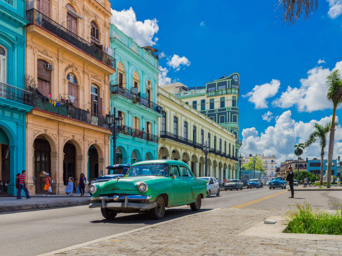 Cuba makes a return to tourism after seven months of lockdown