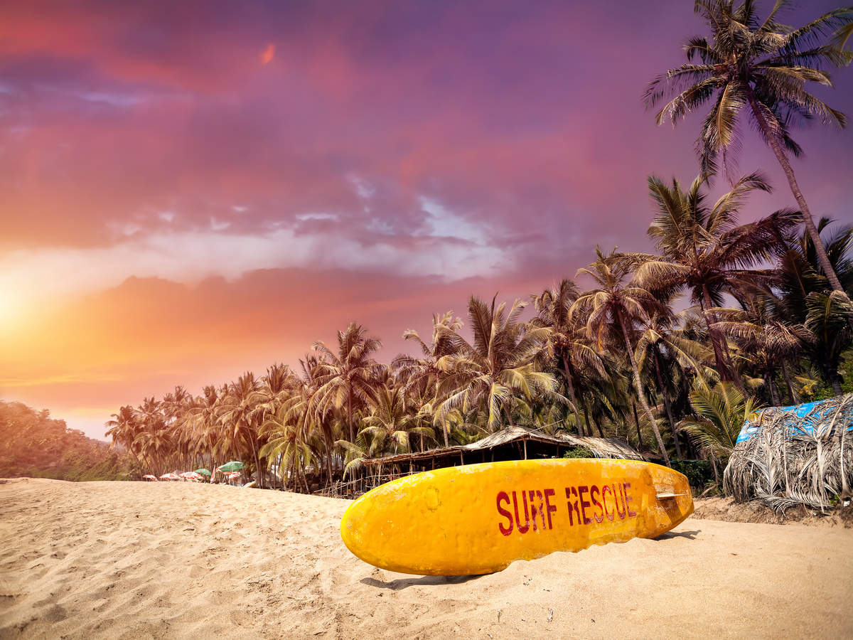 Goa resumes water sports and cruises; operators to follow SOPs